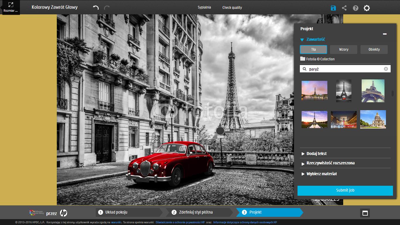 HP WallArt - fotoobraz