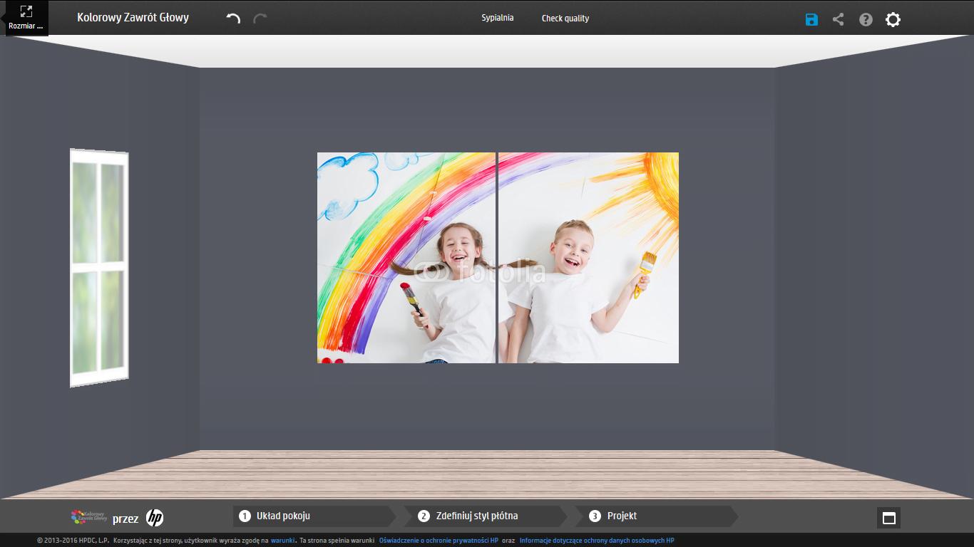 HP WallArt - obrazy wieloczęściowe