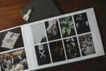 Rozkładówka w fotoalbumie