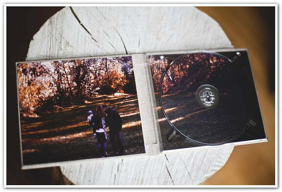 opakowanie na płytę cd