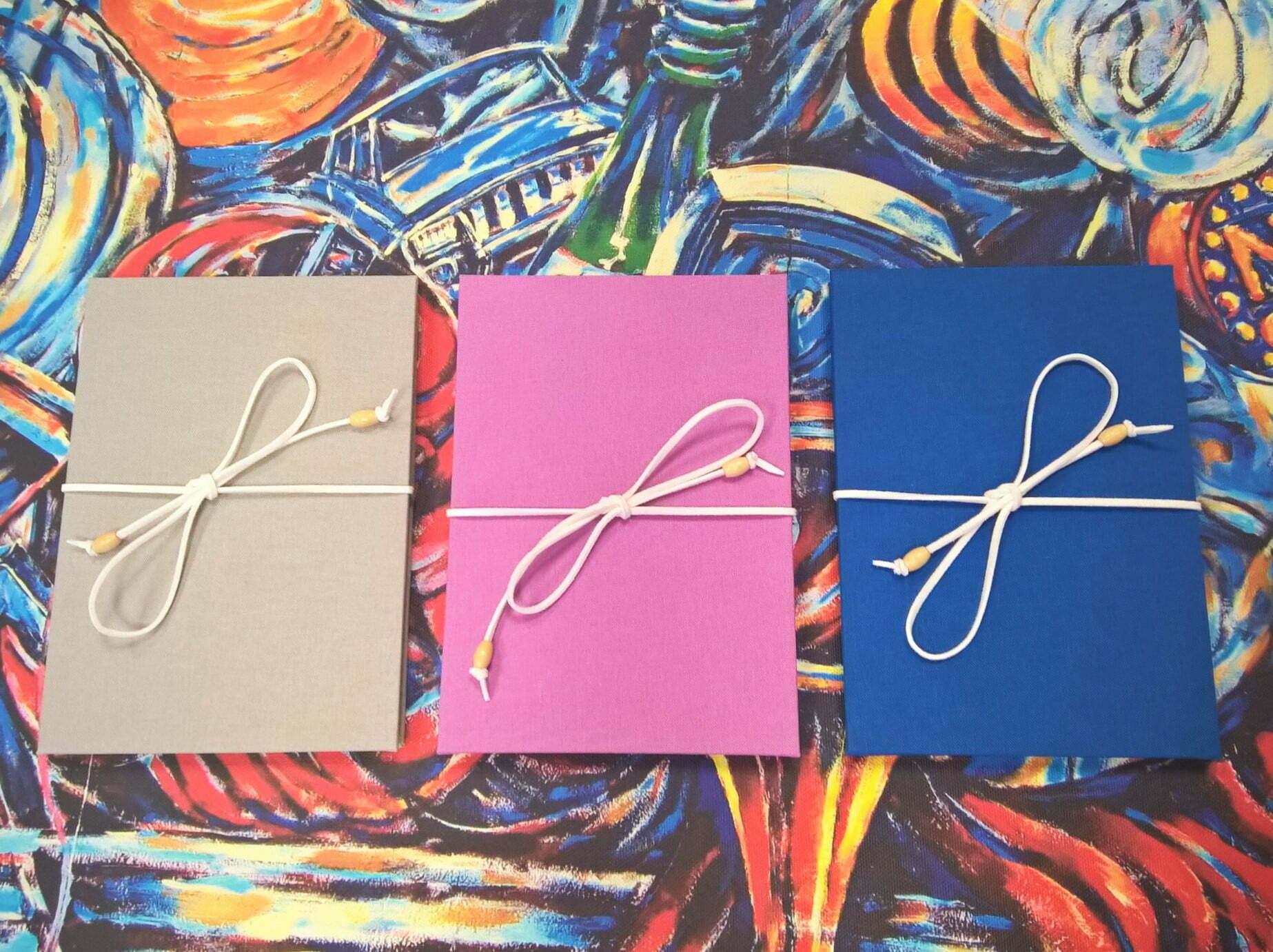 kolorowe albumy na zdjęcia