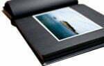 tradycyjny album na zdjęcia wklejane  ręcznie robiony