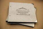 personalizowana księga gości, wedding guest book
