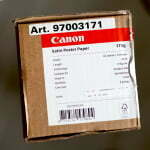 Canon Satin Poster Paper 175g
