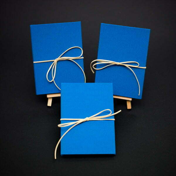 Niebieskie albumy na zdjęcia