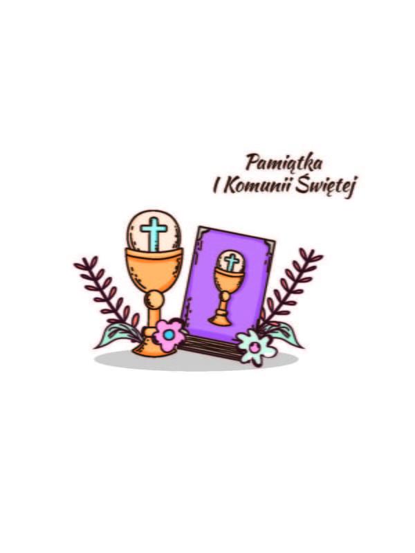 pierwsza komunia święta