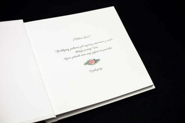 księga gości - tsrona tytułowa