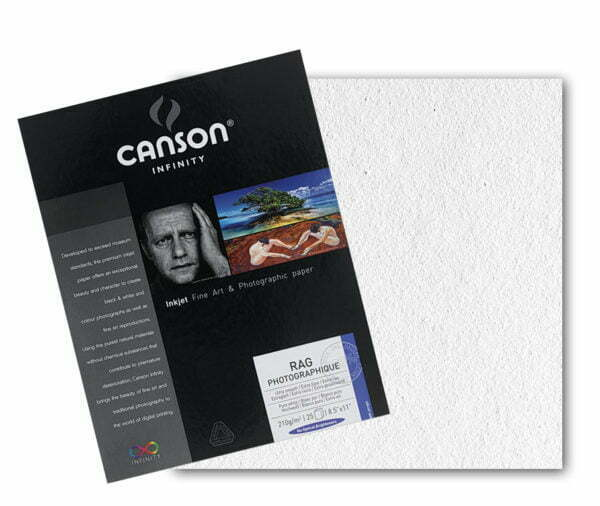 Canson Infinity Rag Photographique