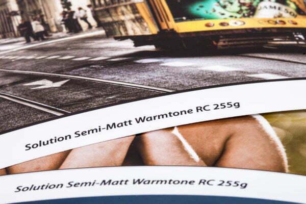 Solution Luster Semi-Matt Warmtone RC 255g