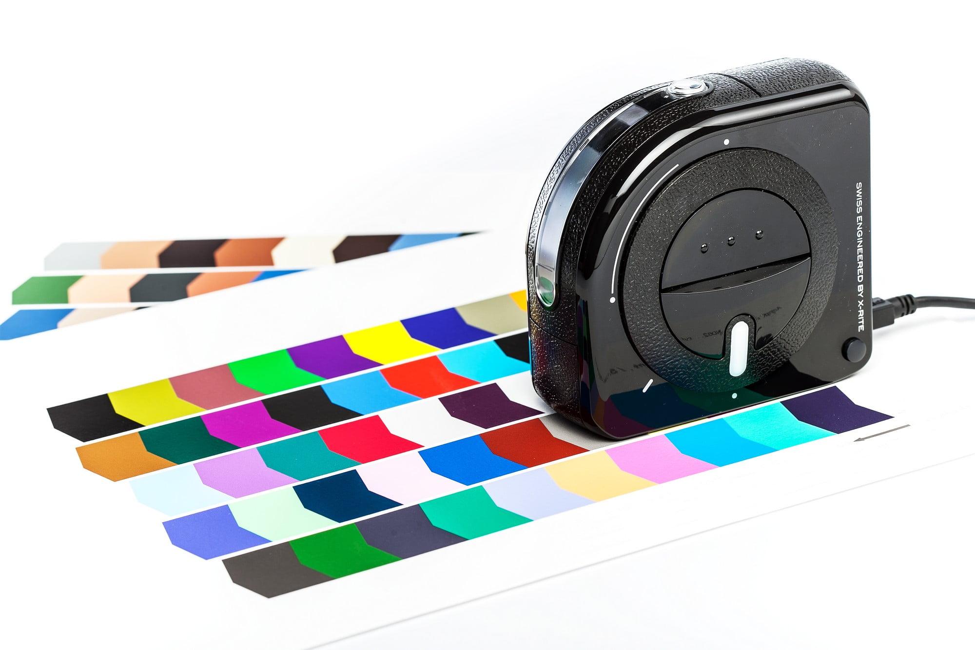 color management - profilowanie drukarek